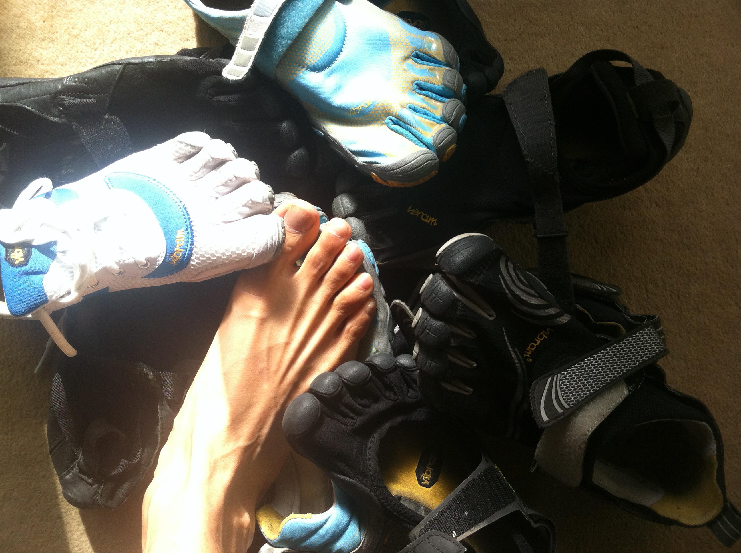 Barefoot Running Shoes Sydney
