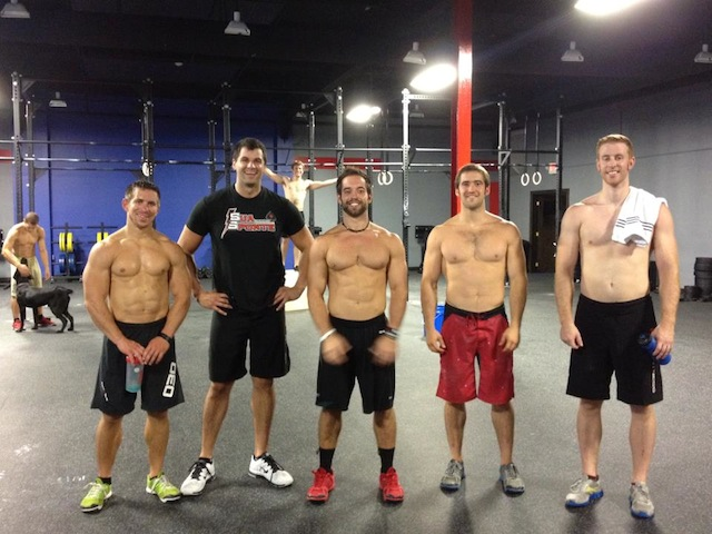 Interview Ben Smith Talks Crossfit