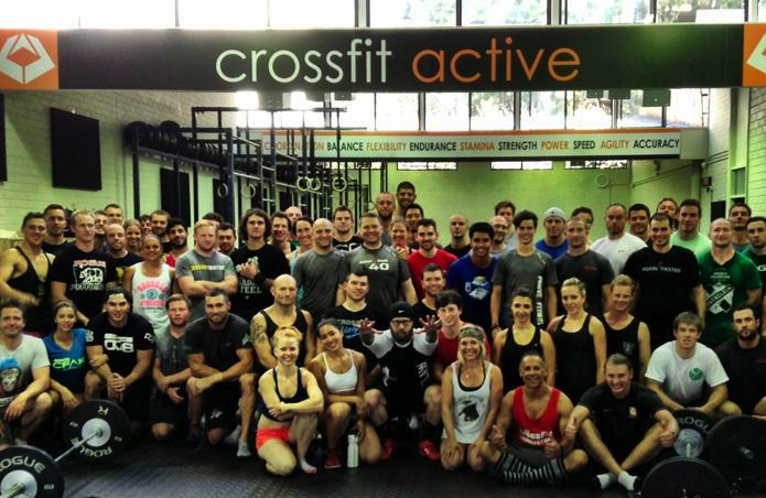 The Outlaw CrossFit Camp @ CrossFit Active