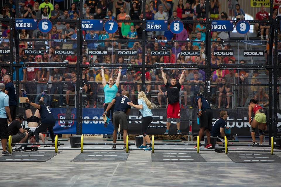 2013 CrossFit SoCal Regional (Image courtesy of CrossFit's Facebook Page)