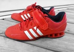 Adipower Weightlifting Shoes Women S Heel