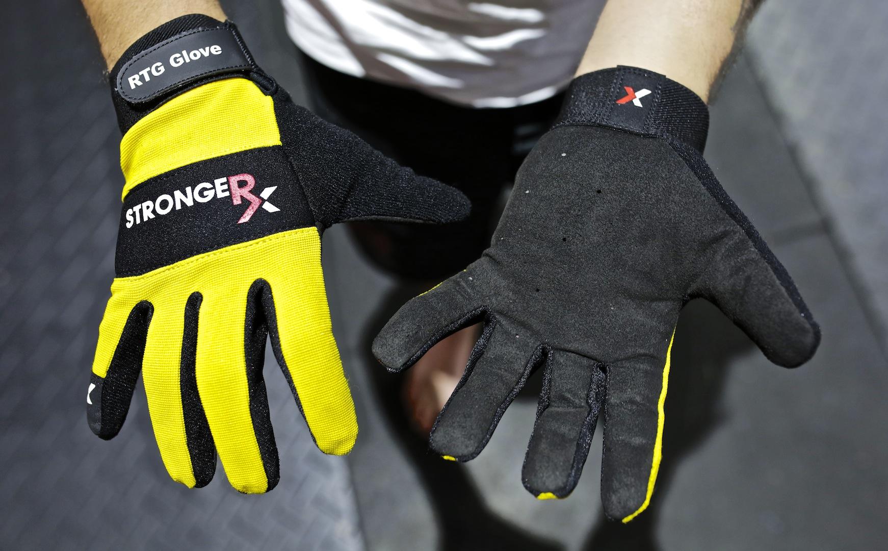 men's reebok crossfit gloves