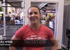 Kara Webb Heading into the 2015 CrossFit Regionals